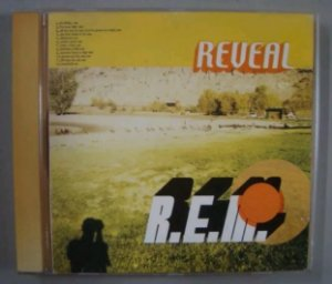Cd R.e.m. - Reveal Rem