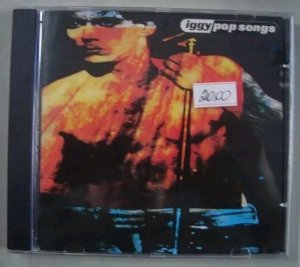 Cd Iggy Pop - Pop Songs