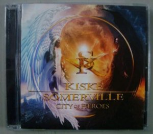 Cd Kiske / Somerville - City Of Heroes