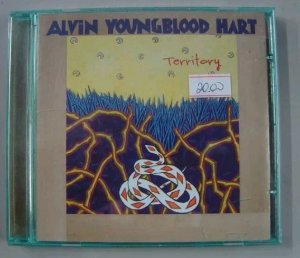 Cd Alvin Youngblood Hart - Territory
