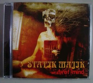 Cd Statik Majik - Wrath Of Mind
