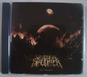 Cd Visceral Slaughter - Hell On Earth