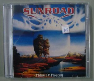 Cd Sunroad - Flying N' Floating