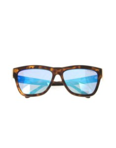 Le Specs Whaam! Marrom e Azul LSP1402032