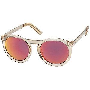 Le Specs Cheshire Dourado e Vermelho LSP1402189