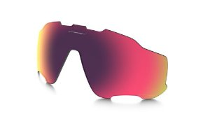 Lente Oakley Jawbreaker Red Iridium Polarized