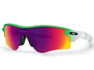 Óculos de Sol Oakley Radarlock Path OO9181-57 Green Fade Collection