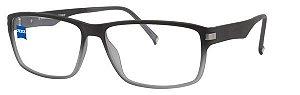 Armação para óculos de grau Zeiss ZS-20002 F222 55