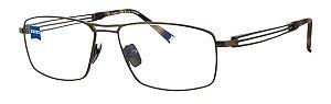 Armação para óculos de grau Zeiss ZS-40001 F016 58