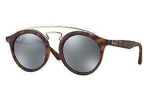 Óculos de Sol Ray-Ban Gatsby Redondo RB4256 6092/6G large
