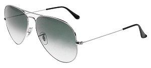Óculos de sol Ray-Ban aviador médio RB3025 003/32