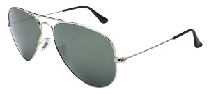 Óculos de sol Ray-Ban Aviador Médio RB3025 W3277 58