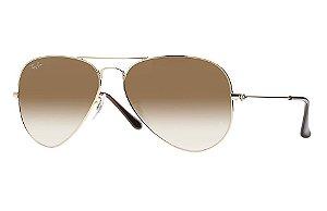 Óculos de sol Ray-Ban Aviador Pequeno RB3025 001/51 55