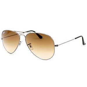 Óculos de sol Ray-Ban aviador grande RB3025 004/51