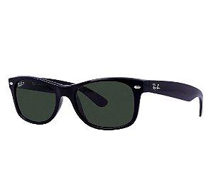Óculos de sol Ray-Ban New Wayfarer Polarizado RB2132 901/58 58