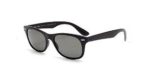 Óculos de sol Ray-Ban New Wayfarer Lite Force Polarizado RB4207 601-S/9A
