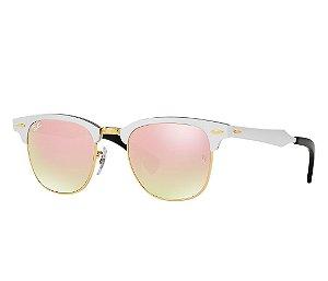 Óculos de sol Ray-Ban Clubmaster Alumínio RB3507 137/7O 51