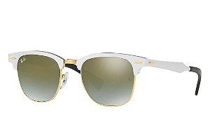 Óculos de sol Ray-Ban Clubmaster Alumínio RB3507 137/9J 51