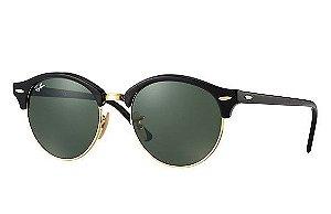 Óculos de Sol Ray-Ban Clubmaster Round RB4246 901