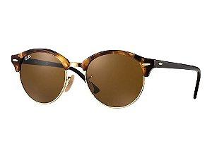 Óculos de Sol Ray-Ban Clubmaster Round RB4246 1160