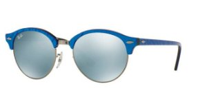 Óculos de Sol Ray-Ban Clubmaster Round RB4246 984/30