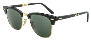 Óculos de sol Ray-Ban Clubmaster Folding RB2176 901