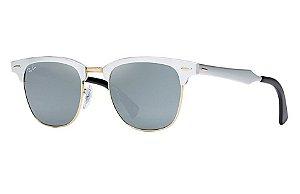 Óculos de sol Ray-Ban Clubmaster Alumínio RB3507 137/40