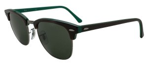 Óculos de sol Ray-Ban Clubmaster Color Mix RB3016 1127