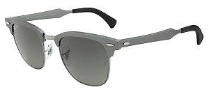 Óculos de sol Ray-Ban Polarizado Clubmaster Alumínio RB3507 138/M8