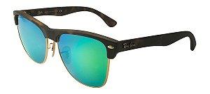 Óculos de sol Ray-Ban Clubmaster Oversized RB4175 6092/19
