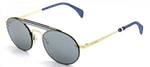 Óculos de sol Tommy Hilfiger TH GIGI HADID3 83IT4 Espelhado/Ouro
