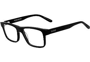 Óculos de Grau Evoke For You DX9 A01 Black Wood