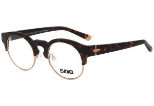 Óculos de Grau Evoke Capo III G21 Turtle Brown Gold