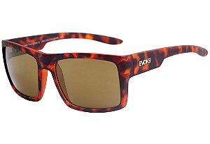 Óculos de Sol Evoke The Code II G22 Turtle Matte Gold Espelhado