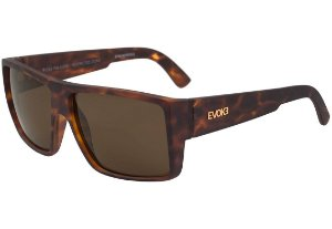 Óculos de Sol Evoke The Code Restricted Zone Turtle Matte Brown