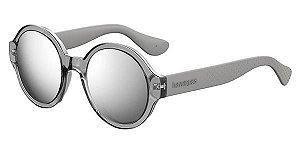 Óculos de Sol Havaianas Floripa M YB7 T4  Prata