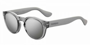 Óculos de Sol Havaianas Trancoso M YB7 T4 Cinza