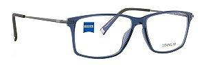 Armação para óculos de grau Zeiss ZS-20010 F520 55