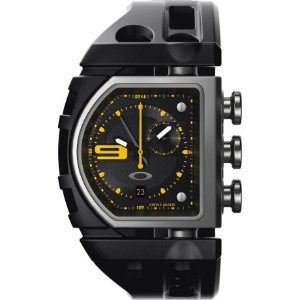 Relógio Oakley Fuse Box Yellow 26-302
