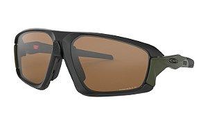 6c3e72288d5a7 Óculos de Sol. Oakley Field Jacket Matte Black Prizm Tungsten Polarized  OO9402-0764