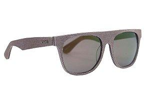 Óculos de Sol Evoke Haze X Denim A02  Cinza/ Dourado