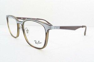 Óculos de Grau Ray-Ban RB7117 8016 52