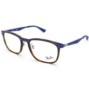 Óculos de Grau Ray-Ban RB7163 5678 55