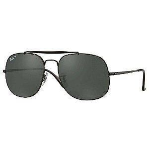 Óculos de Sol Ray-Ban General RB3561L 002/58 Polarizado