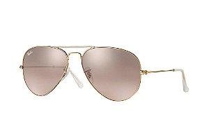 Óculos de Sol Ray-Ban RB3025L AVIATOR 001/3E