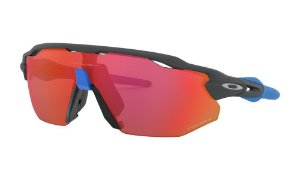 Oakley Radar EV Advancer OO9442-0538 Matte Carbon / Prizm Trail Torch