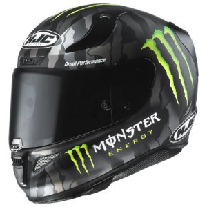 CAPACETE HJC RPHA 11 MONSTER MILITARY CAMO