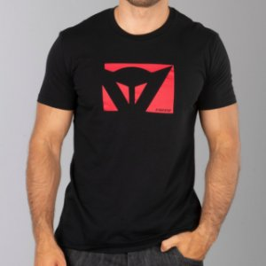 CAMISETA DAINESE COLOR NEW PRETA