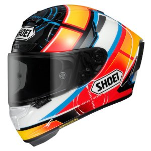 CAPACETE SHOEI X-SPIRIT III DE ANGELIS TC-1