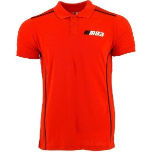 POLO MARC MARQUEZ TEAM MM93 - VERMELHA